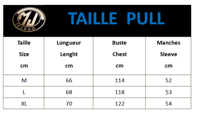 Pull Avec Taches