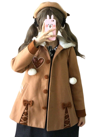 Manteau Kawaii
