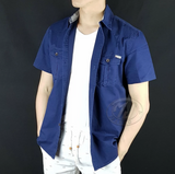 Chemise Manches Courtes Homme | MJ FRANKO