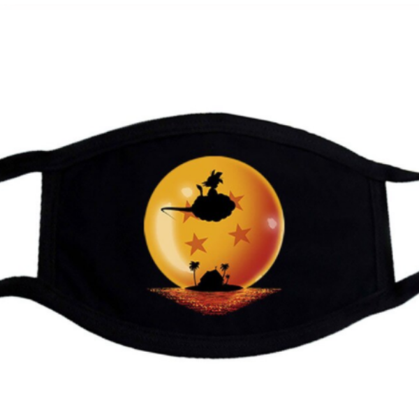 Masque de Dragon Ball