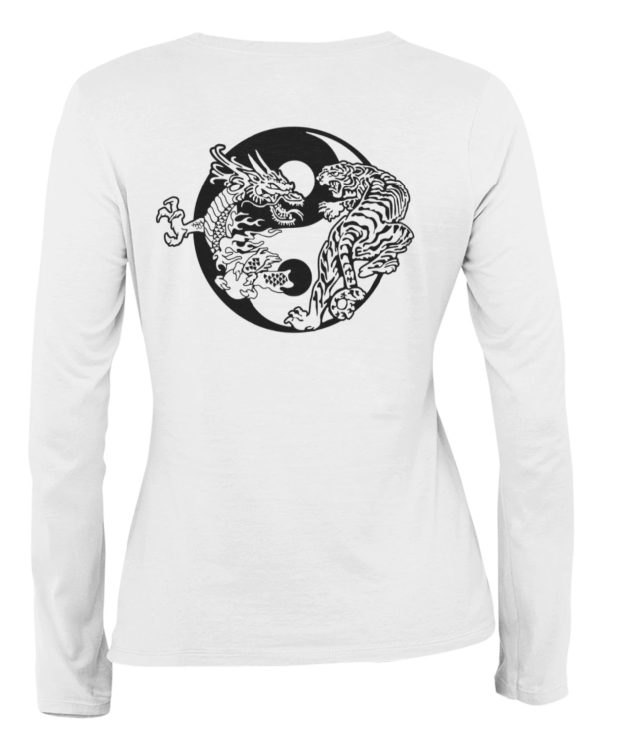 T-shirt Dragon et Tigre