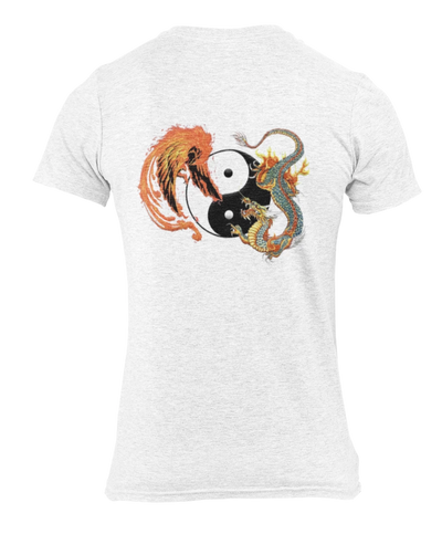 T Shirt Phoenix et Dragon | MJ FRANKO