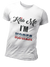 T-shirt Kiss me I'm Korea | MJ FRANKO