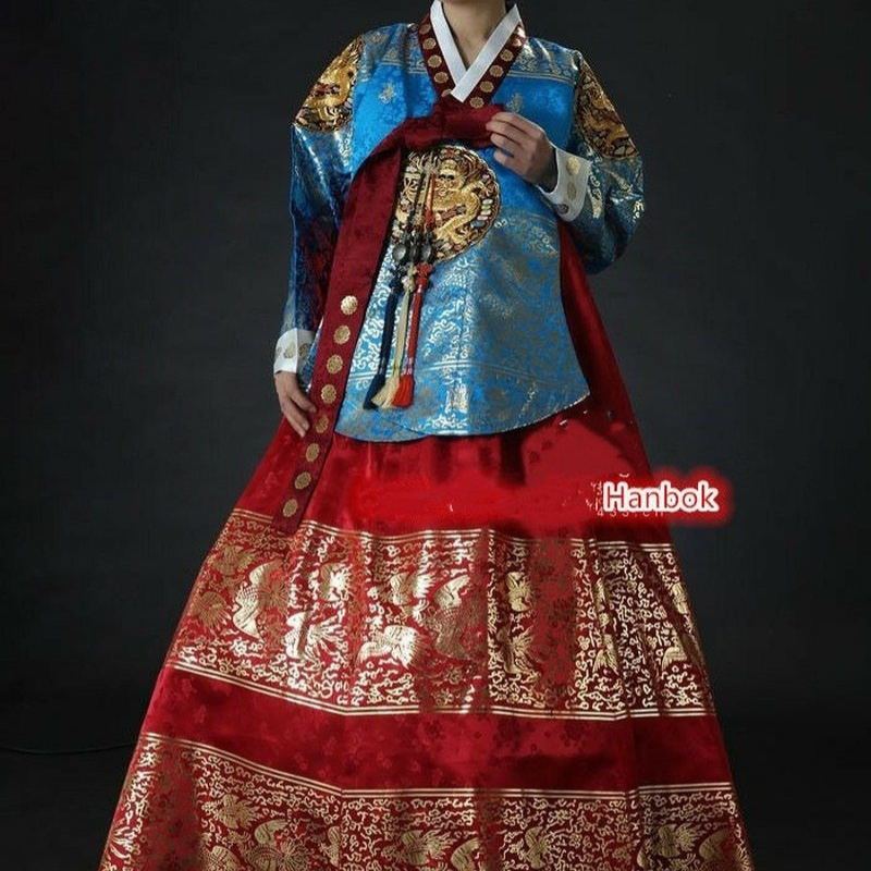 Hanbok Traditionnel Femme