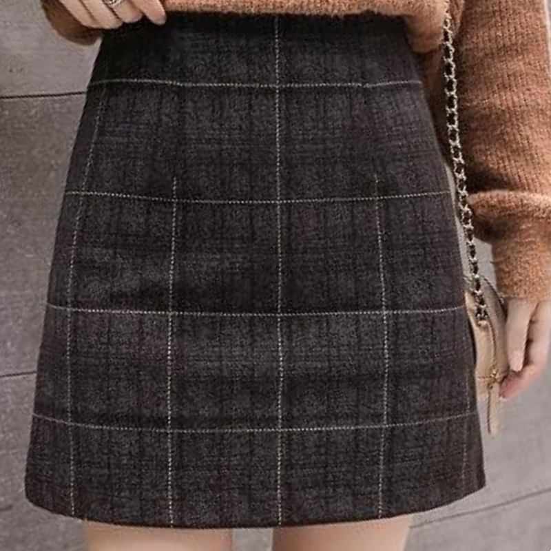 Jupe Short Hiver