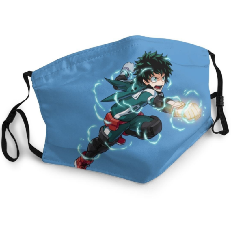Mask My Hero Academia Adulte Enfant