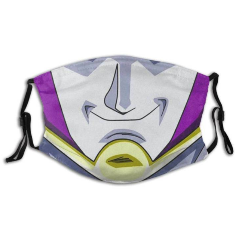 Masque Dragon Ball Z Cell