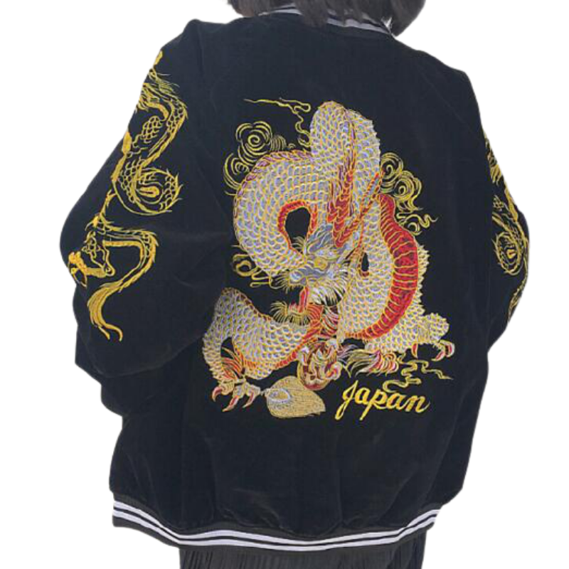 Veste Dragon