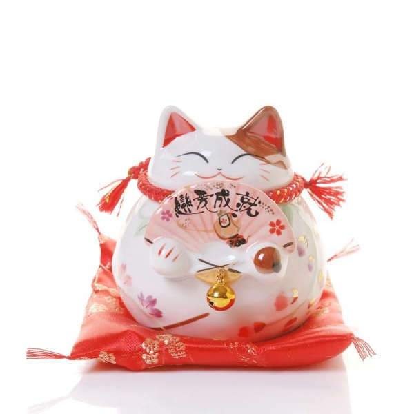 Chat Japonais Tirelire