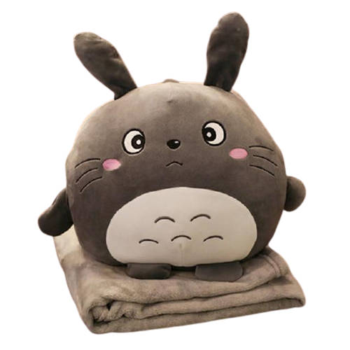 Coussin Couverture Totoro