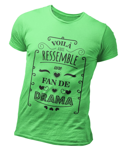 T Shirt Fan Drama | MJ FRANKO