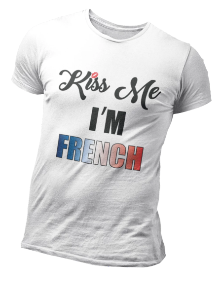 Kiss me Im French