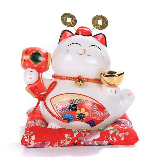 Maneki Neko Céramique Tirelire