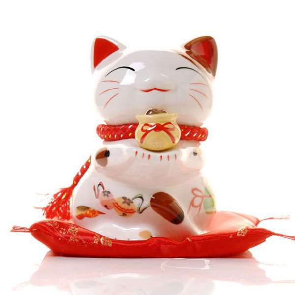 Maneki Neko Tirelire Décoration