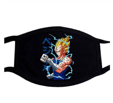 Masque de Dragon Ball Z