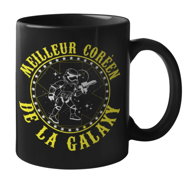 Mug Coréen Star Wars