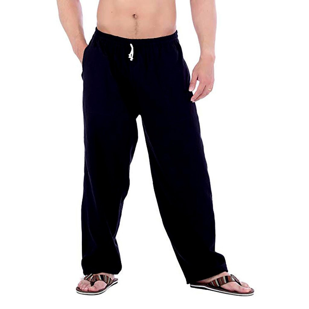 Pantalon Large Homme