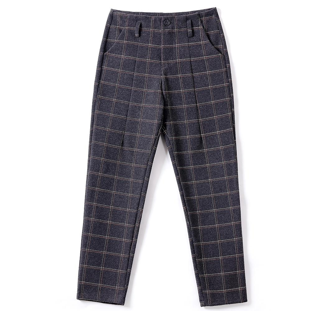 Pantalon Plaid à Carreaux | MJ FRANKO