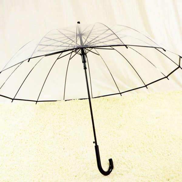 Parapluie Transparent | MJ FRANKO