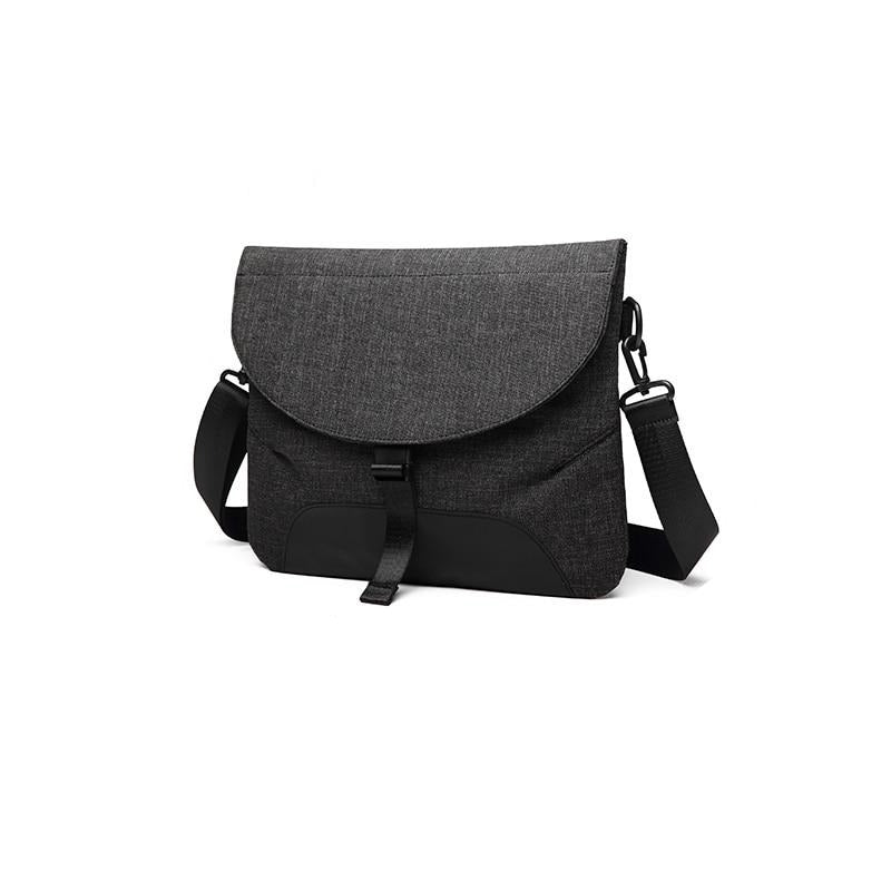 Sac Messenger Homme Toile