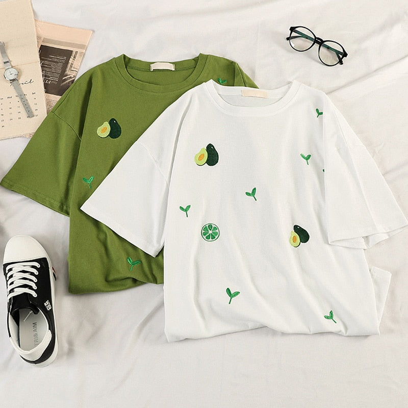 Tee Shirt Fruits