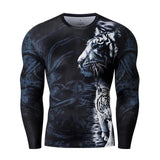 T Shirt de Compression | MJ FRANKO