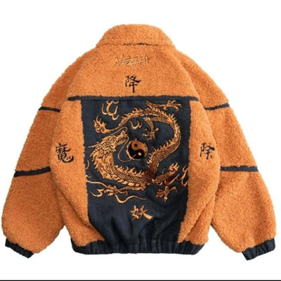 Manteau Dragon | MJ FRANKO