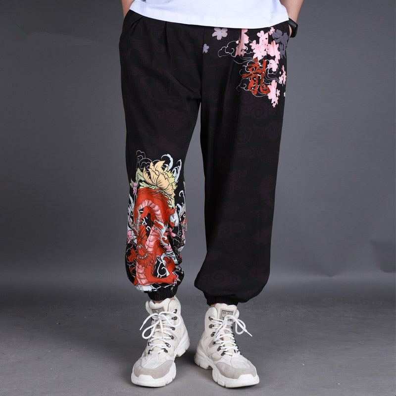 Pantalon Jogging Dragon