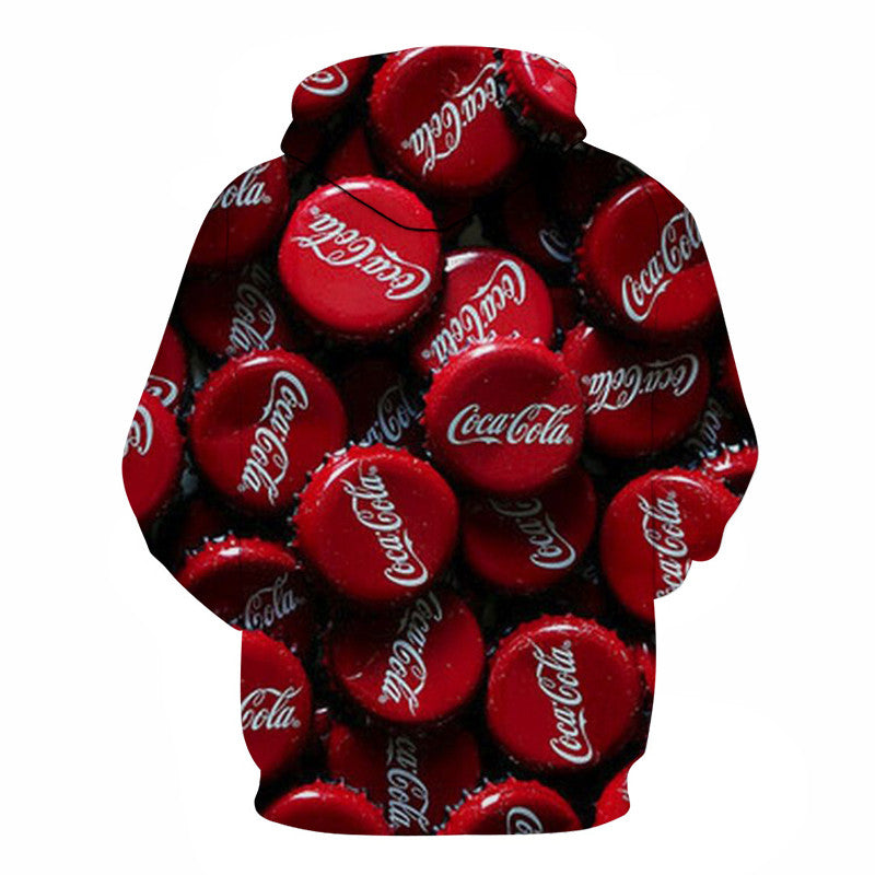 Sweat Coca Cola