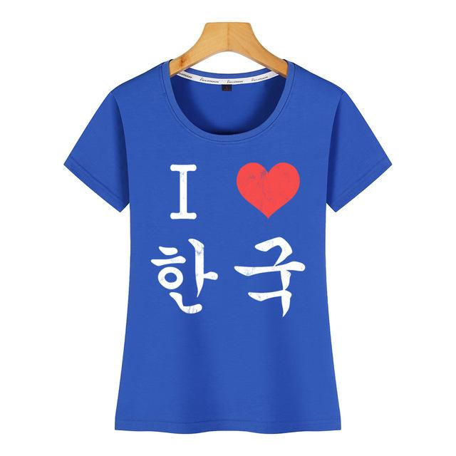 T Shirt South Korea