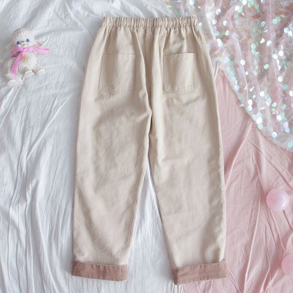 Pantalon Kawaii