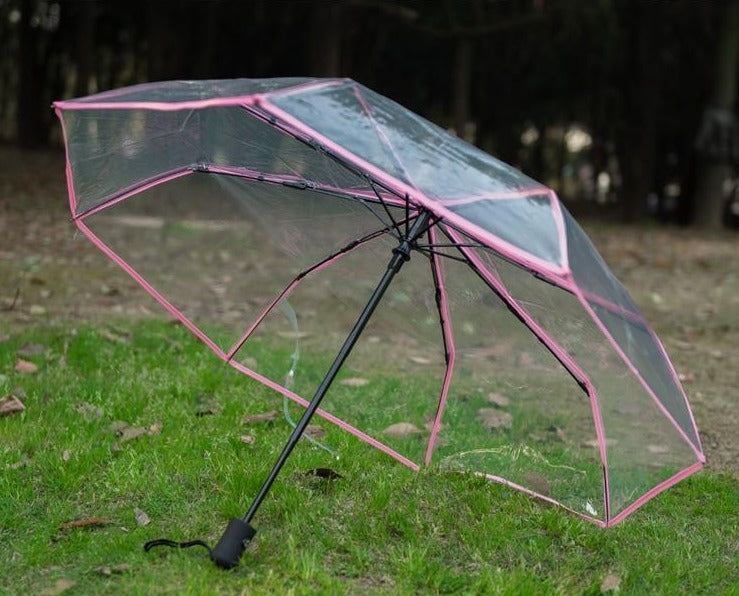 Parapluie Enfant Transparent