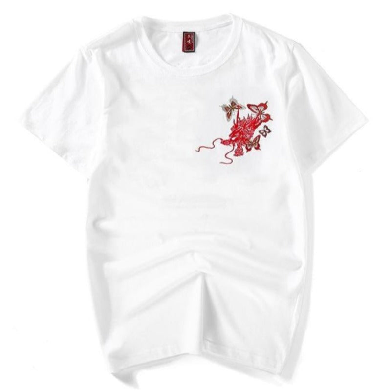 Tee Shirt Dragon | MJ FRANKO