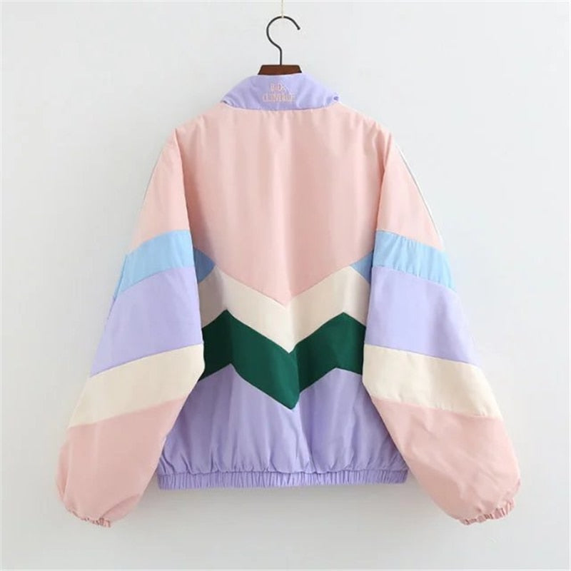 Veste Colorée Kawaii | MJ FRANKO