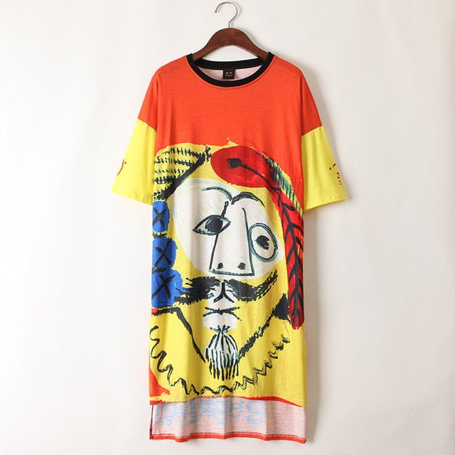 T Shirt Long Picasso