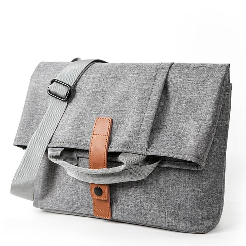 Sac Messenger Toile Homme
