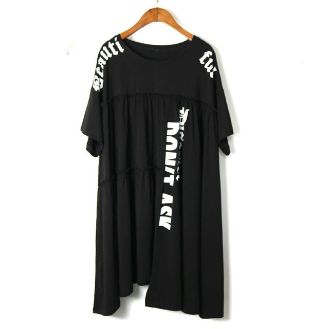 T Shirt Long Asymétrique