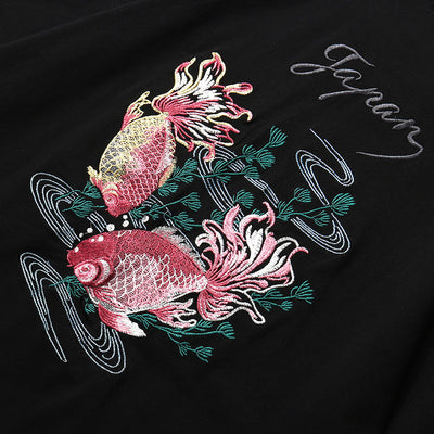 T Shirt Japanese Koi | MJ FRANKO