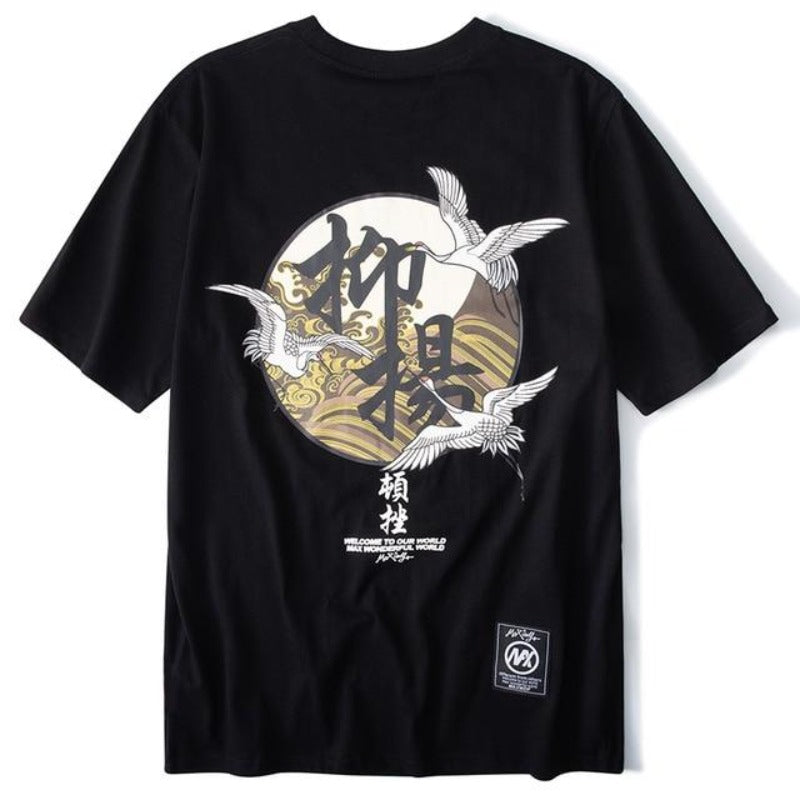 Tee Shirt Grues | MJ FRANKO
