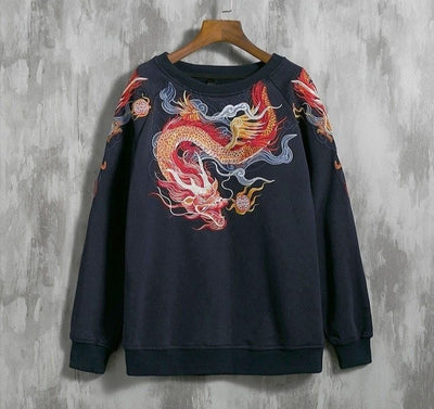 Pull Dragon Chinois | MJ FRANKO