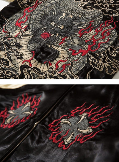 Bomber Dragon Jacket