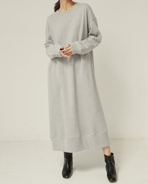 Pull Long Femme Coton