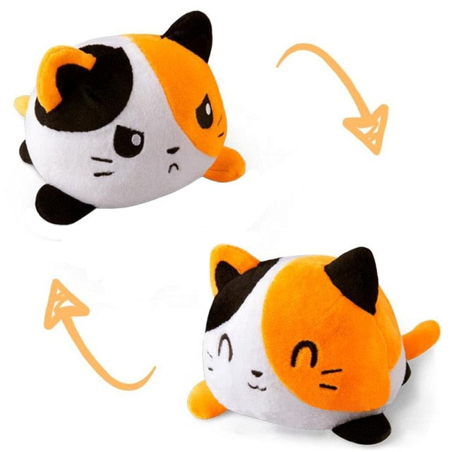 Peluche Reversible Chat