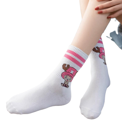 Chaussette One Piece Blanche