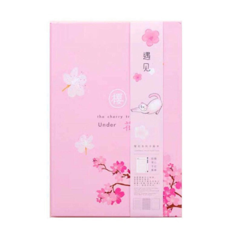 Notebook Sakura