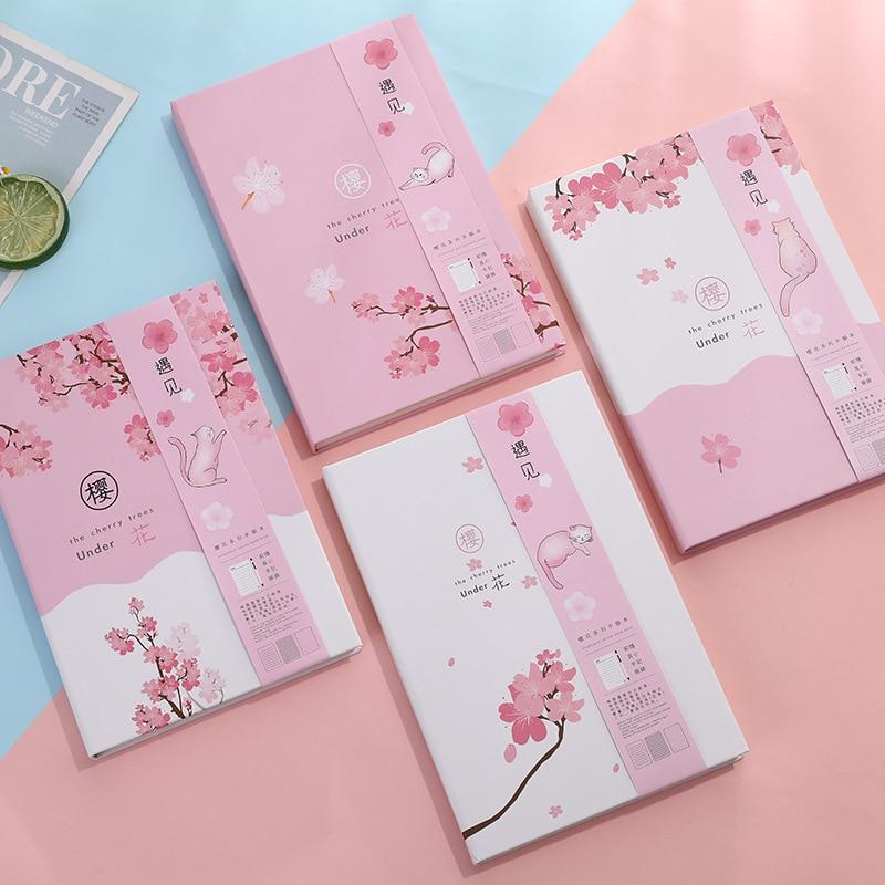 Cahier de Notes Sakura