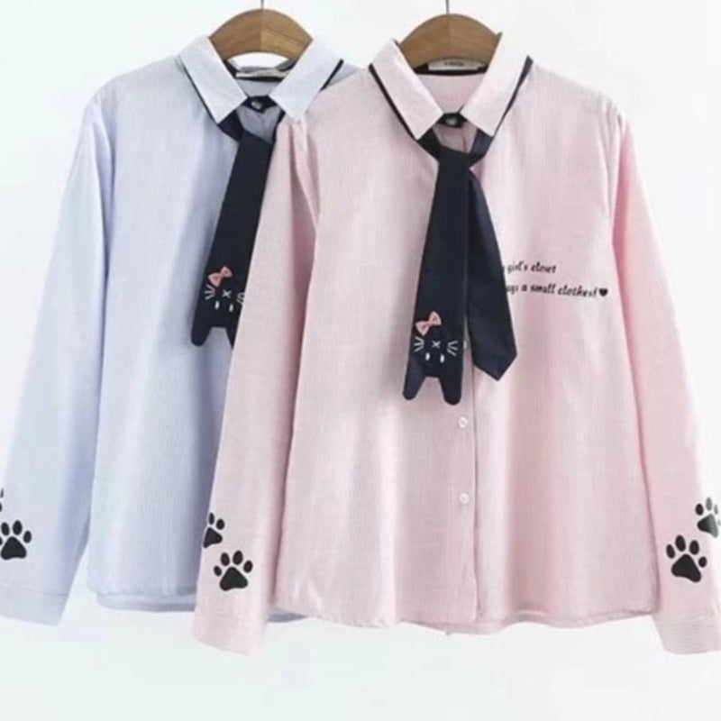 Chemise Chat