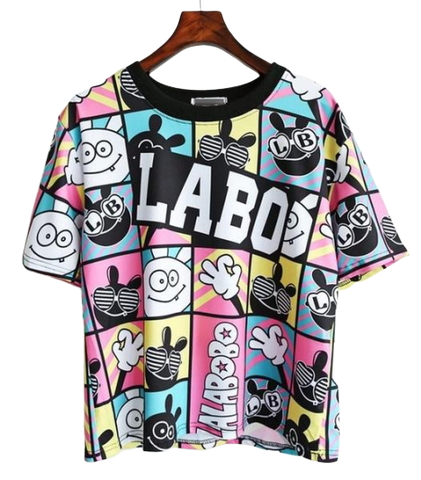 T Shirt Kawaii | MJ FRANKO