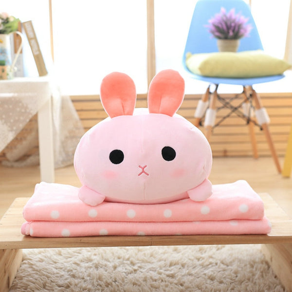 Coussin Couverture Lapin