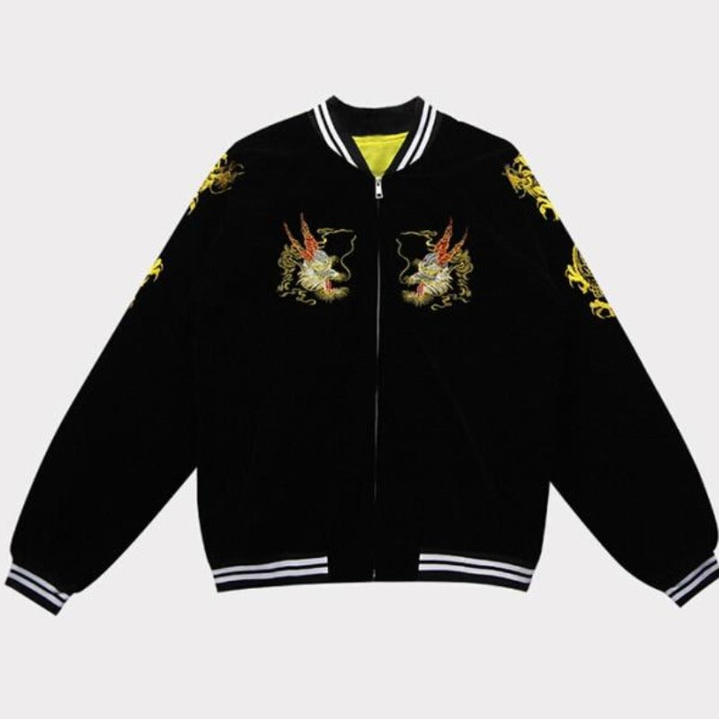 Veste Dragon | MJ FRANKO
